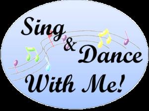 Sing & Dance With Me! circle logo cropped